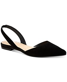 Step N' Flex Ryann Halter Flats, Created for Macy's