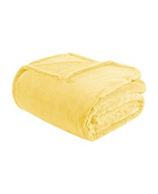 Microlight Plush King Oversized Blanket
