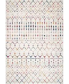 Bodrum Moroccan Blythe Multi 4' x 6' Area Rug