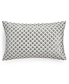 """Tessellate Decorative Pillow, 14"""" x 22"""", Created for Macy's"""