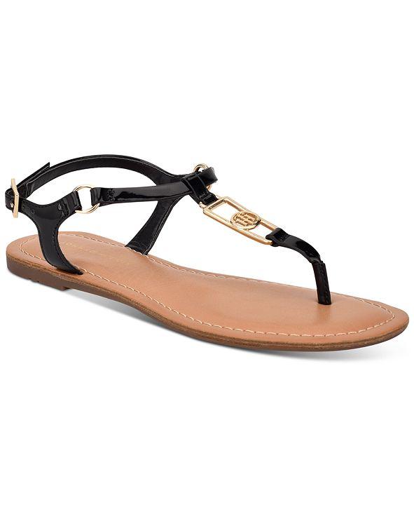 Tommy Hilfiger Landen Flat Sandals