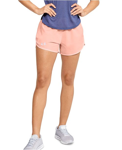 Under Armour Women's Fly By Shorts
