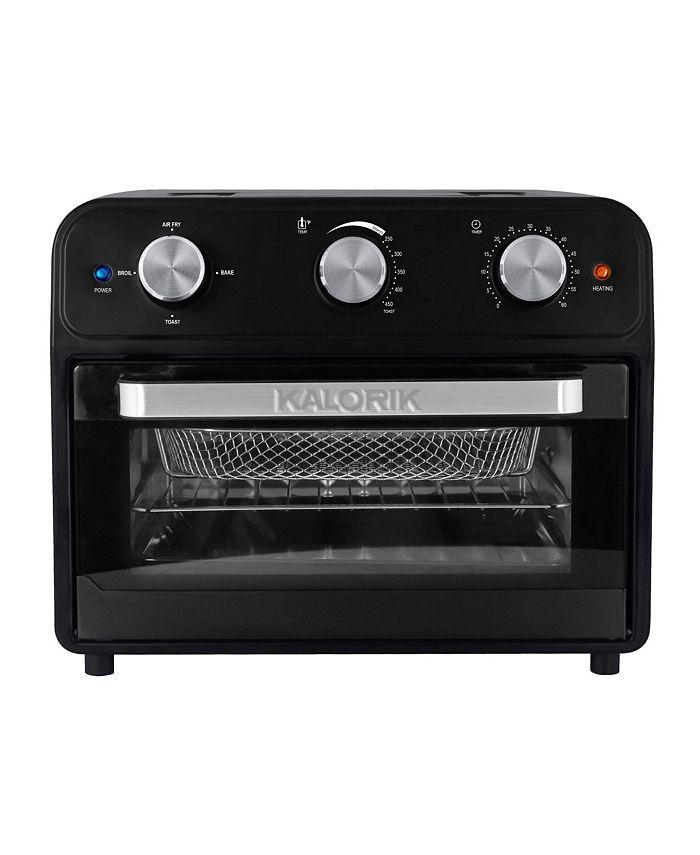 Kalorik - 22-Qt. 1800W Air Fryer Toaster Oven
