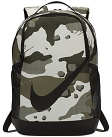 Camo-Print Brasilia Backpack