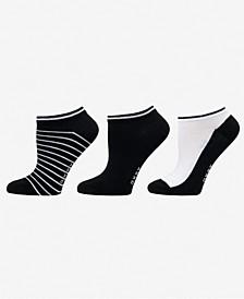Women's 3-Pk. Low-Cut Socks