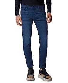 BOSS Men's Charleston4 Navy Jeans