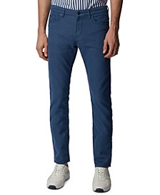BOSS Men's Delaware Open Blue Pants