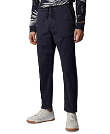 BOSS Men's Sabriel Dark Blue Pants