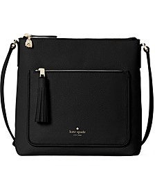 On Purpose Zip Crossbody