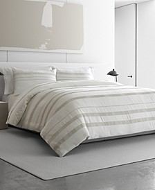 Pucker Grid Bedding Collection