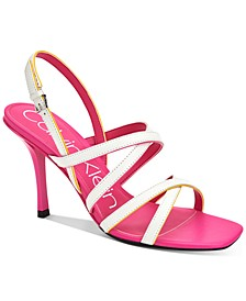 Women's Miu Strappy Dress Sandals