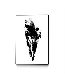 Robert Farkas My Personal Demon Art Block Framed