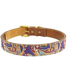 Roxie Leather Dog Collar, Small