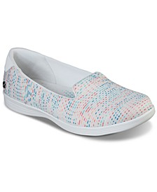 Women's On The Go Dreamy - Playful Slip-On Casual Sneakers from Finish Line