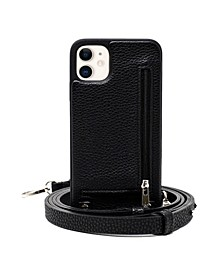 Iphone 11 Case with Strap Wallet