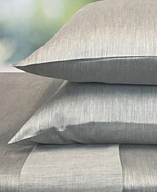 Eco-Melange Standard Pillowcase Set of 2