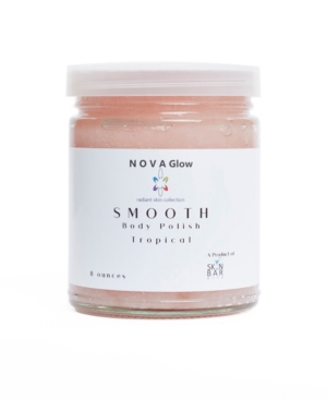 Nova Glow Collection Tropical Smooth Body Polish