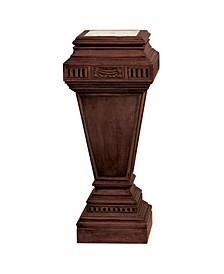 the Regent Neoclassical Pedestal