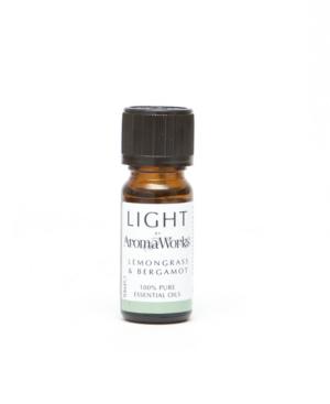 Light Range Lemongrass and Bergamot Essential Oil