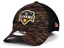 Houston Dynamo 2020 On-field 39THIRTY Cap