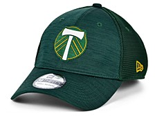 Portland Timbers   On-Field 39THIRTY Cap