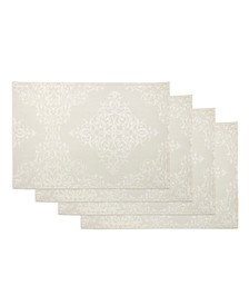 Marquis by Camden Placemat Ivory Set of 4
