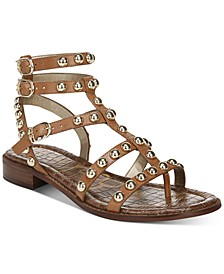 Women's Eavan Studded Gladiator Sandals