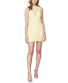Aubrey Lace Sheath Dress