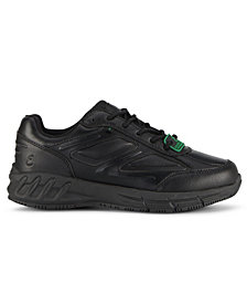 Emeril Lagasse Footwear Women's Dixon Ez-Fit Slip-Resistant Sneakers