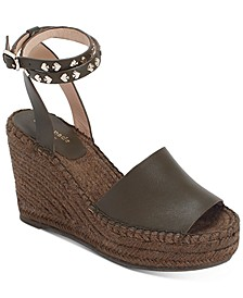 Frenchy Wedge Sandals