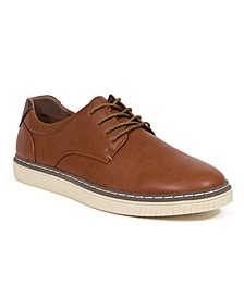 Men's Oakland Plain Toe Casual Dress Comfort Oxford Shoes