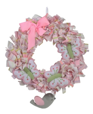 3 Stories Trading Baby Decorative Nursery Wreath