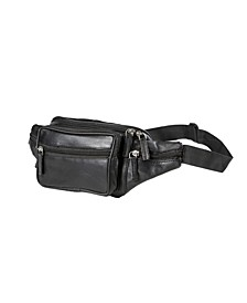 Genuine Leather Waist Pack