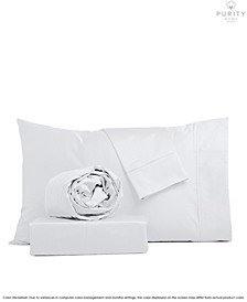1000 Thread Count  CVC Cotton Sheets Set, King