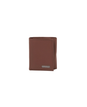 Champs Leather Rfid Tri-Fold Wallet in Gift Box