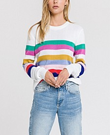 Eve Multi-Striped Sweater