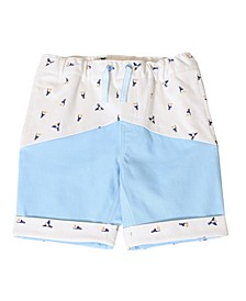 Toddler Boys Toucan Pull On Shorts