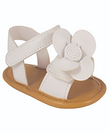 Baby Girls Sandal with Flower