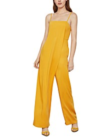 Draped Cutout Jumpsuit