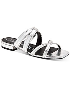 Missouri Strappy Flat Sandals