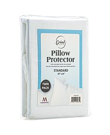 Pillow Protectors, Standard - 2 Pieces