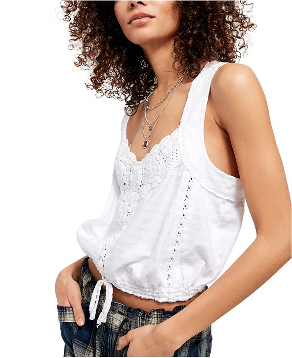 Free People Sweet Something Tank Top