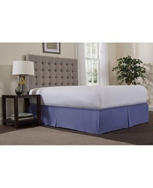 Center Pleat Bed Skirt - Queen
