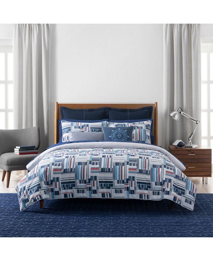 Tommy Hilfiger - Ditch Plains King  Comforter Set