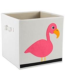 Flamingo Storage Cube
