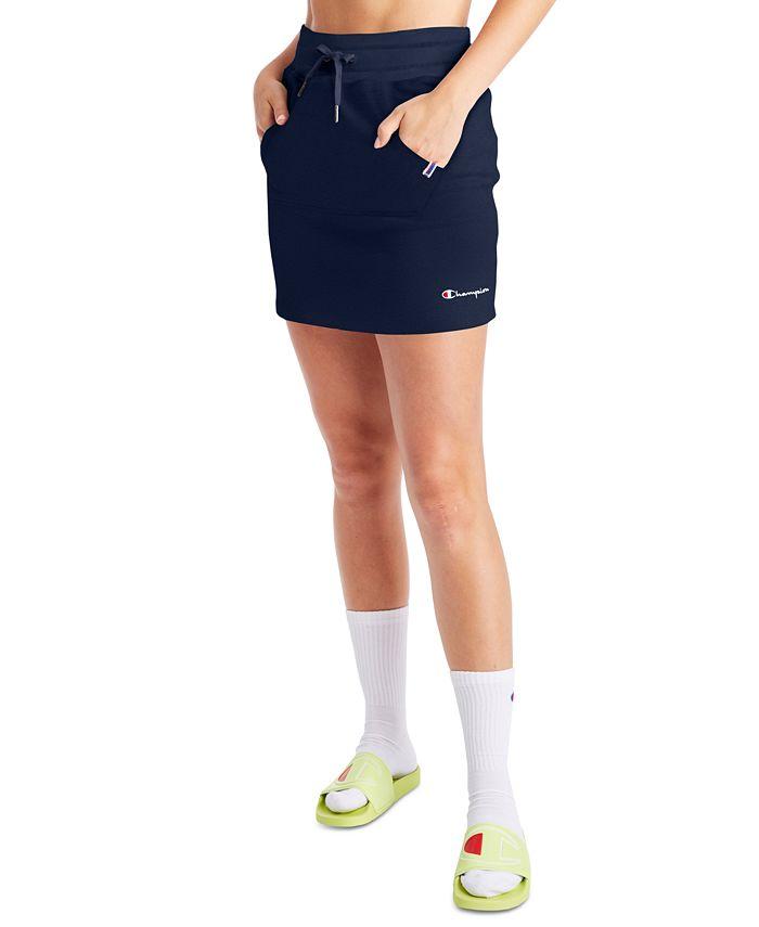 Champion - Campus Varsity-Stripe Skirt