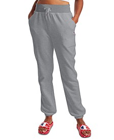 Women's Campus Varsity-Stripe Sweatpants