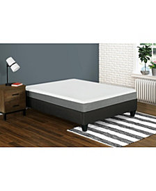 "Primo Leila 8"" Gel Memory Foam Cushion Firm Mattress - Twin"