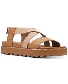 Women's Roaming Crisscross Sandals