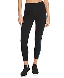 Sport High-Waist Logo Leggings